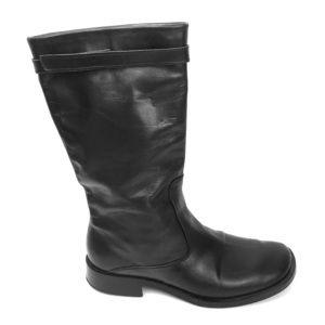 JOAN & DAVID Calf High Leather Boots